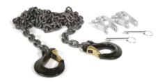 Chain & Shackle Set